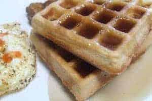 Perfect Waffles {Gluten Free & Paleo}