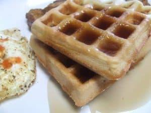 Waffles-Yum!