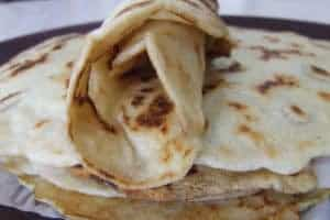 Grain Free Wraps / Tortillas