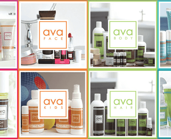 Ava Anderson Non-Toxic Make-Up, Skin Care, Body Care, And More!
