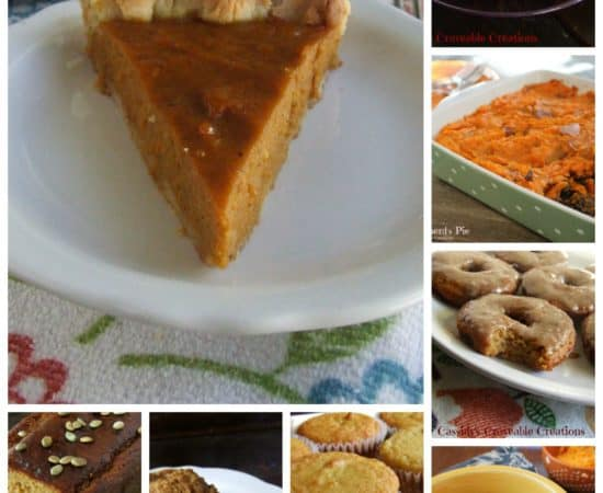 My Favorite Fall Recipes {Gluten Free & Paleo}
