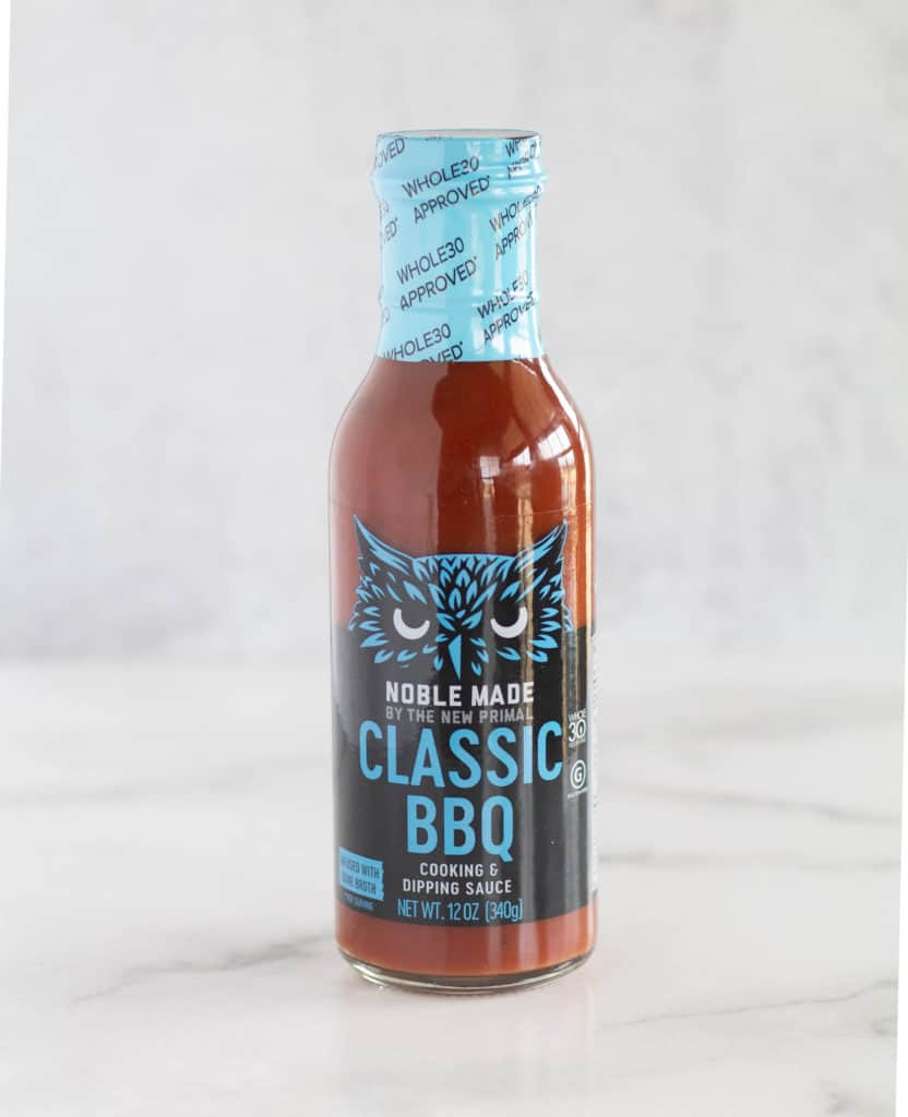 bottled whole30 bbq sauce