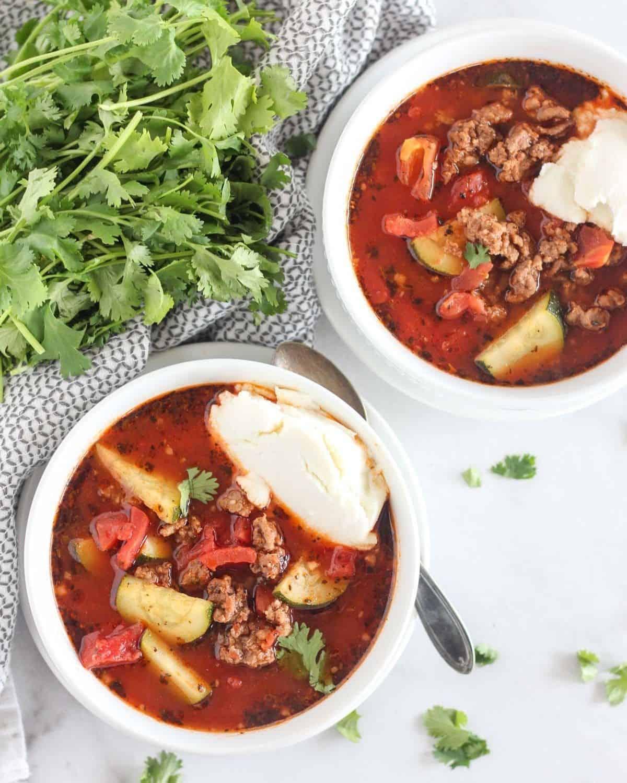 Lasagna Soup - Main Picture
