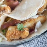 Keto Fish Tacos Or Bowls