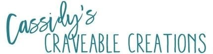 Cassidy's Craveable Creations logo